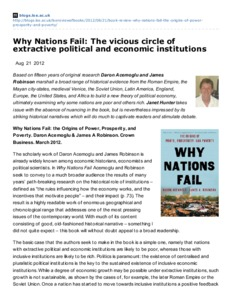Fail pdf nations why acemoglu