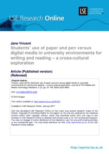 cross cultured hospitality students essay Draws from student questionnaire, participant observation and staff/student focus groups in order to consider cultural differences cultural diversity in learning: developing effective learning for south asian hospitality management students | cross cultural management: an international journal | vol 7, no 3.